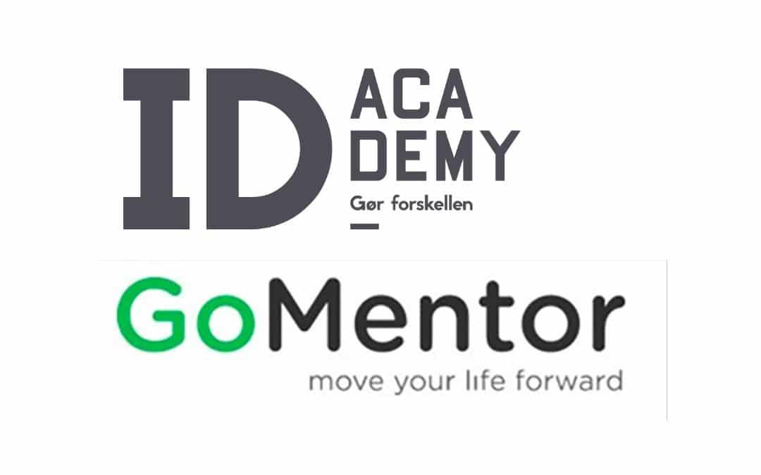ID Academy, GoMentor i samarbejde