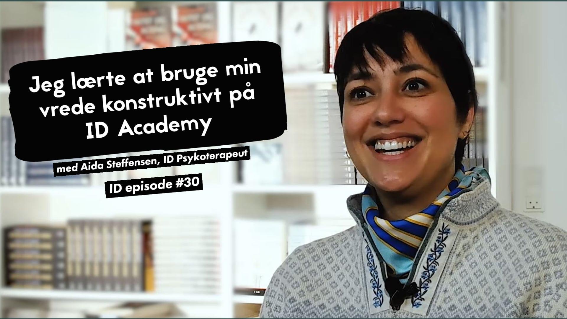 ID Psykoterapeut Aida Steffensen