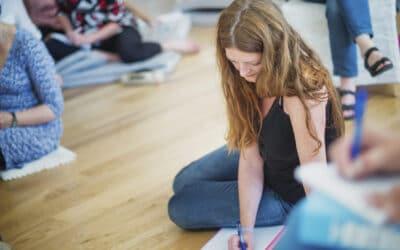Psykoterapeut med situationsfornemmelse og kreativitet